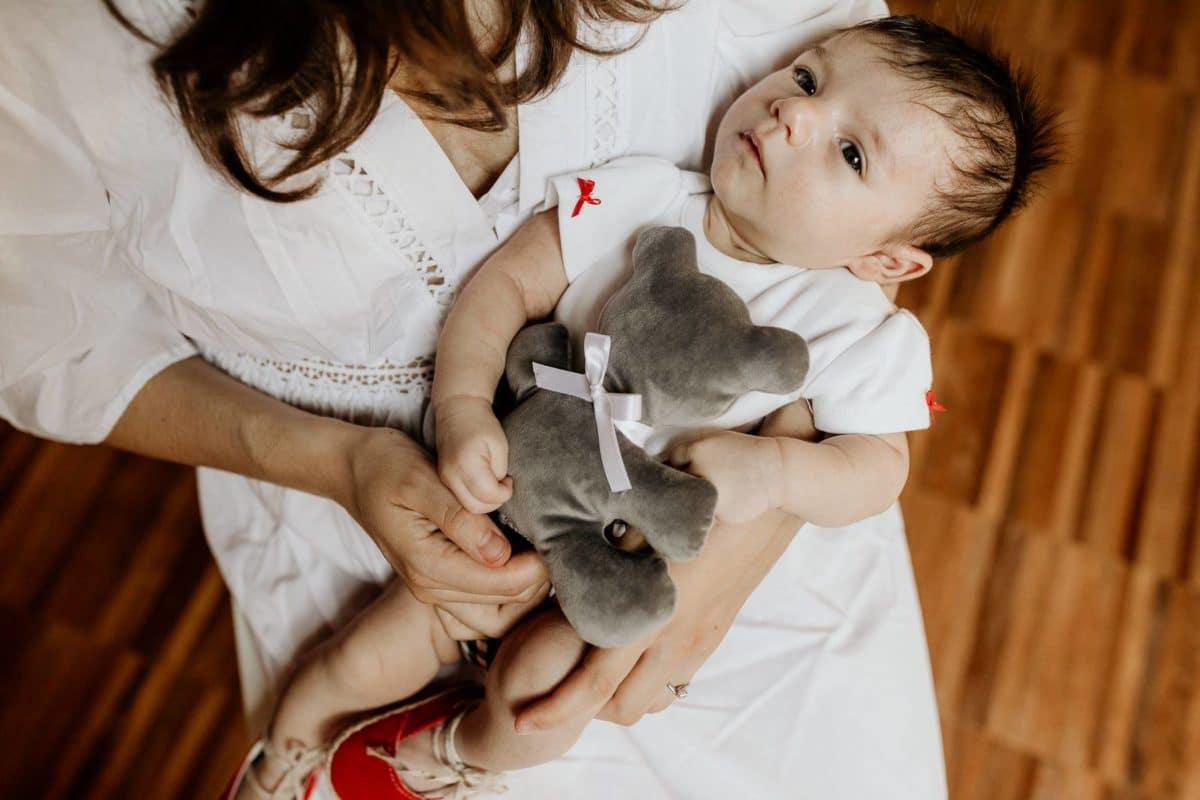 collezione fior di coccole scarpine neonato